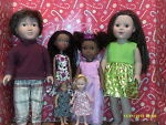 wensue109 Doll Clothes