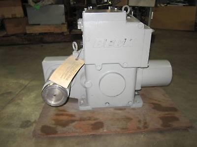 Beck 11-300 Electric Rotary Actuator 11-303-093583-03-01 120 V 550 Lb Torque New