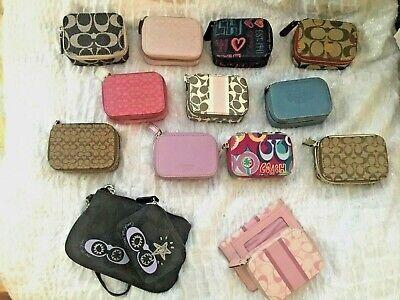 ❤️Coach Pill Box- Case- Organizer GREAT For Travel- Jewelry- Crafts❤️ Jewelry Pill Box