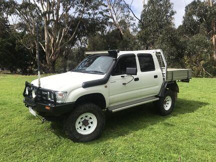 Kzn165r Turbo Diesel Hilux