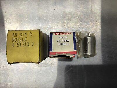 Nos John Deere Va788a R 70 80 820 830 840 Diesel Fuel Injection Nozzle Ar834r