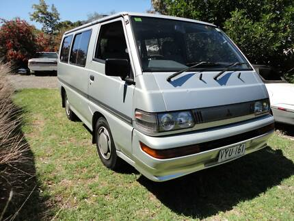 1997 MITSUBISHI STARWAGON SATELLITE AUTOMATIC 8 SEATER VAN