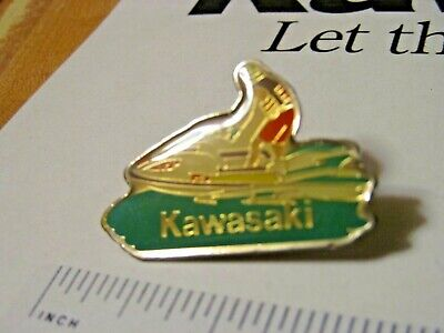 NOS Excellent New Kawasaki JetSki Collectible Pin. Great add to your collection