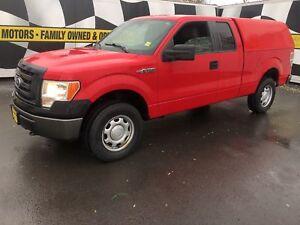 2010 Ford F-150 XL, Extended Cab, Automatic, 4x4