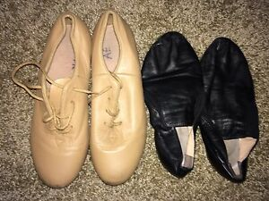 Tap / jazz shoes size 8