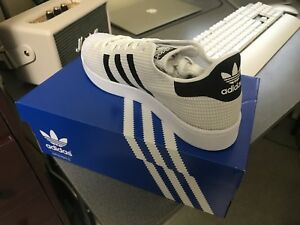 BRAND NEW IN BOX Men's Adidas Superstar shoes (Size 10)