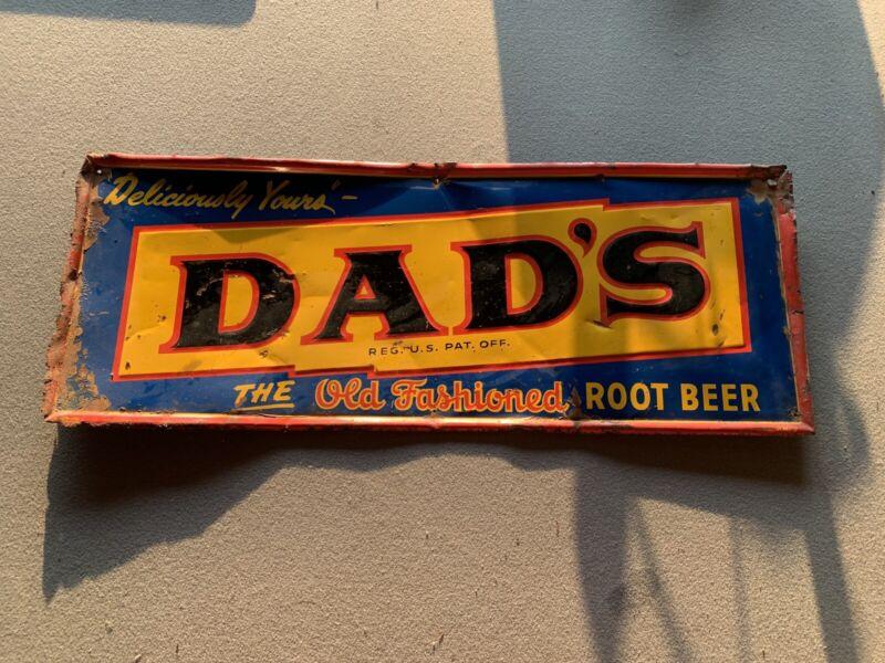 Vintage dads root beer