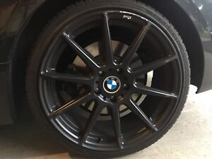 """19"""" Niche wheels and tires"""