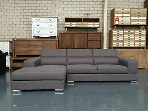 MANNY LOUNGE  2.5SEAT + CHAISE Leumeah Campbelltown Area Preview