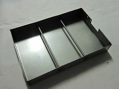 Stainless Steel Small Tool Drawer Storage Container Holder 18 X 12 X 2-34 Od