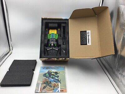 TW-M04 SPANNER (Transformers 3rd Party SPRINGER) Toy World Complete U.S. Seller