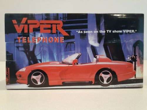 VIPER SPORTS CAR TELEPHONE / ABSOLUTELY BRAND NEW