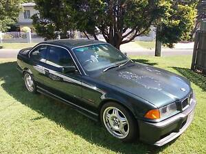 1994 BMW E36 Manual 325i Coupe Greenslopes Brisbane South West Preview