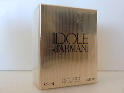 2.5 Edp Spray (Giorgio Armani Idole d'Armani EDP Nat Spray 75ml - 2.5 Oz BNIB Retail Sealed )