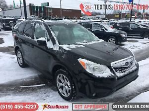2015 Subaru Forester 2.5i Limited | NAV | LEATHER | ROOF
