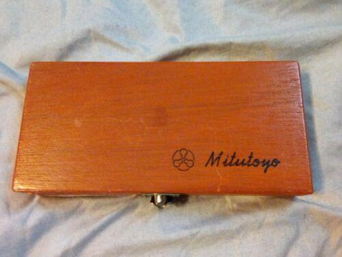 Mitutoyo Dial indicator gauge