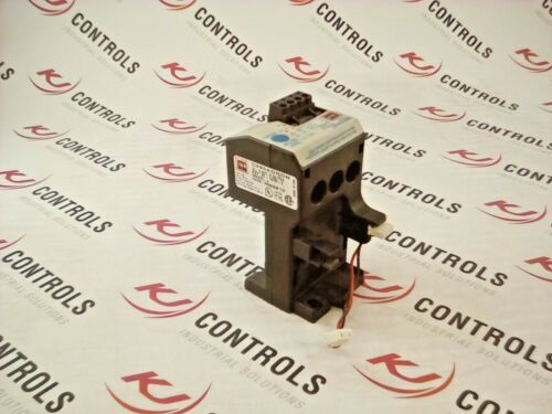 Eaton Cutler Hammer C395ADDN Thermal Overload Relay
