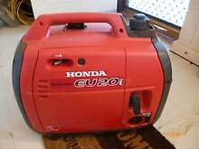 Honda 20i inverter generator. Whyalla Whyalla Area Preview