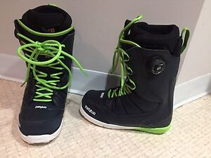 32 Thirtytwo Session men's snowboard boot size 8.5