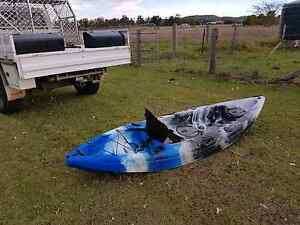 Kayak ready to fish Rosevale Ipswich South Preview