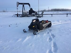 3 Snowmobiles for sale