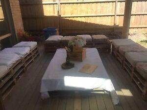 Pallet furniture Balwyn North Boroondara Area Preview
