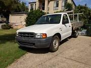 Ford Courier GL pick up 2000 model Manual Ute. 4 cyl. Thornlands Redland Area Preview