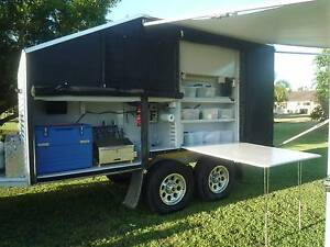 THE ULTIMATE CAMPING TRAILER / TOY HAULER Edmonton Cairns City Preview