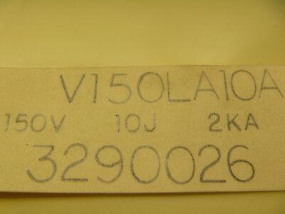 V 241kd14 Thermistor V- 241kd14 V150la10a 150 Volt 10 J
