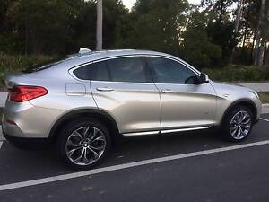 BMW X4 - With warranty, Roadside assist and Servicing included Milton Brisbane North West Preview