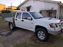 Holden Colorado 4x4 LX Dual Cab Turbo Diesel Ute Clontarf Redcliffe Area Preview
