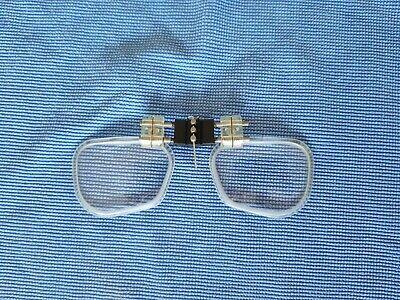 Maskenbrille für M65 ABC-Schutzmaske Bundeswehr NEU