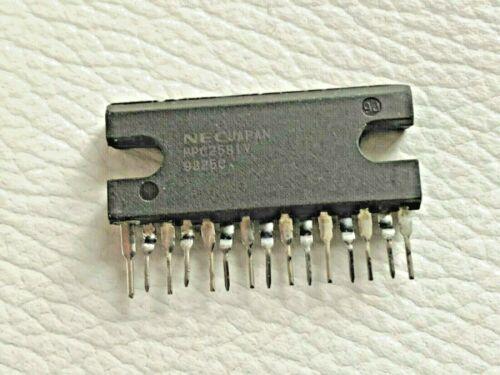 UPC2581V ZIP-15 Bipolar Analog Integrated Circuit Original New NEC