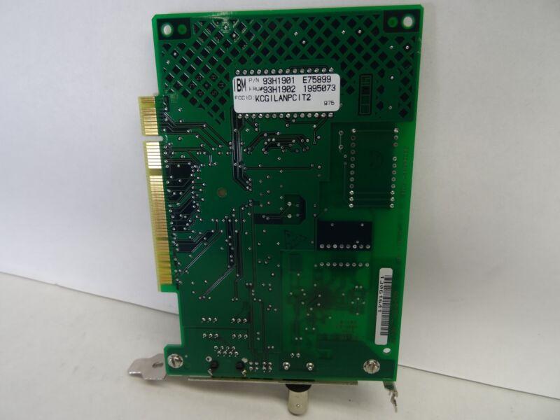 IBM 93H1902 PCI ETHERNET ADAPTER 93H1901