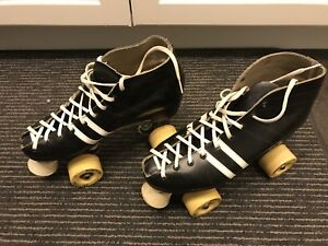 Vintage Dominion Canada Roller Skates