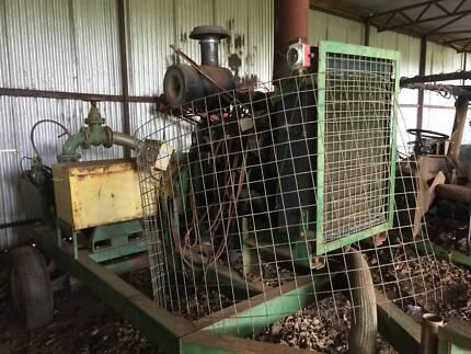 john deere irrigation motor