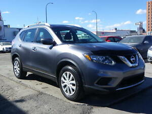 2016 Nissan Rogue S AWD|BACK-UP.CAMERA|BLUE-TOOTH