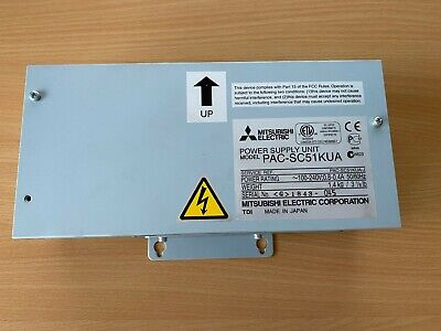 Mitsubishi Air Conditioning Power Supply Unit PAC-SC51KUA MNet CityMulti