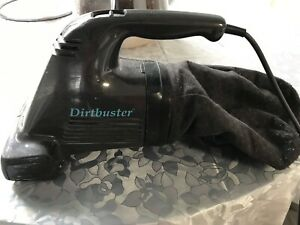 Dirt buster cleaning