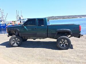 1998 Chevy. Lifted 4x4