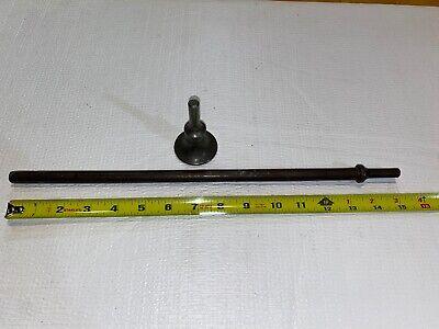 2 Pc Pneumatic Rivet Set Aircraft Pneumatic Tools .401 Shank Lqqk