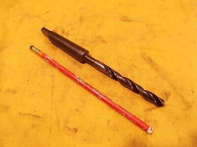 2 Morse Taper Shank X 2564 Drill Bit Lathe Mt Mill Tool Wb Usa