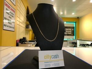 18ct Solid Gold Chain Adelaide CBD Adelaide City Preview