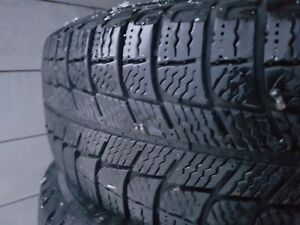 Winter Tires: Michelin Ice 2 - 185/70R 14