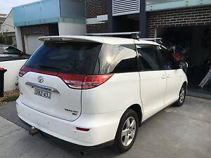 2006 Toyota Tarago Wagon ACR50R $9900 ono Greenacre Bankstown Area Preview