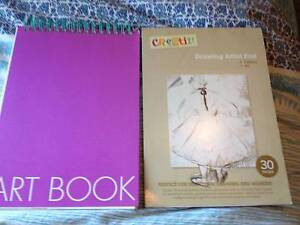 2 sketching books Withers Bunbury Area Preview
