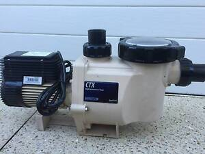 POOL PUMP 2012 EXCELLENT CONDITION WITH NEW FITTINGS LID BASKET Subiaco Subiaco Area Preview