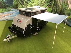 T-REX X13 Bunk Bed Model - OFFROAD POPTOP CARAVAN Sumner Brisbane South West Preview