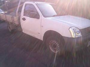 2004 Holden Rodeo RWC & REGO $5650 LOW KMS Northcote Darebin Area Preview