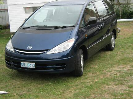 2002 Toyota Tarago Wagon - People Mover Legana West Tamar Preview